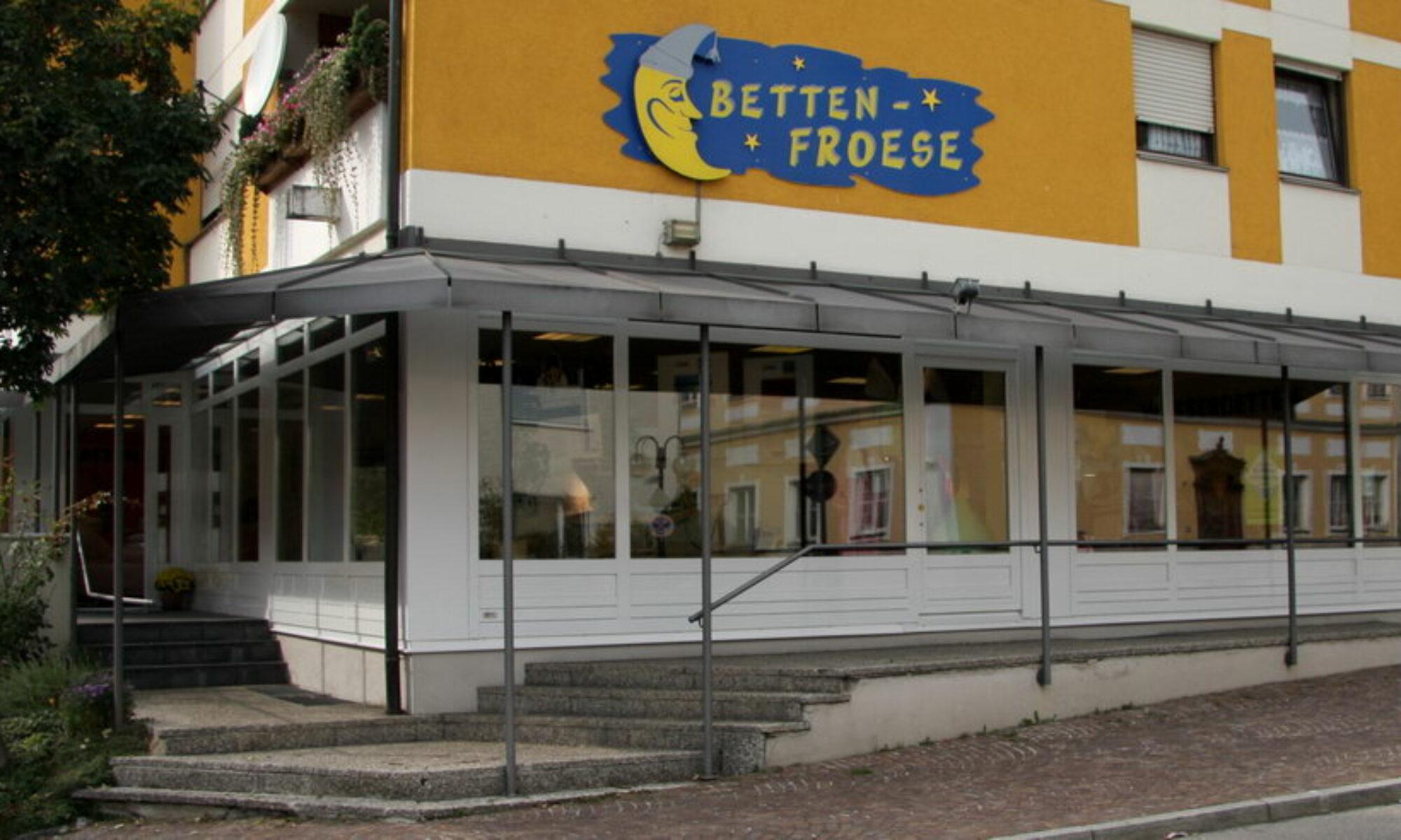 Betten Froese