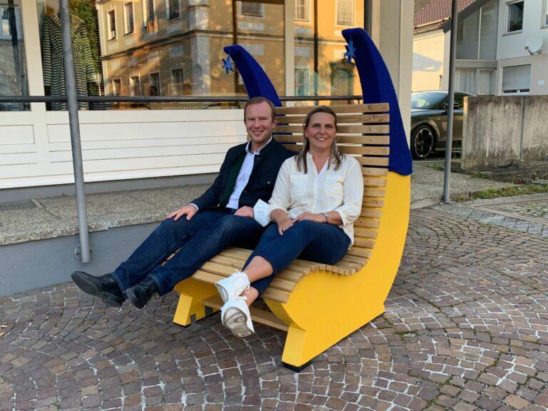 Florian Mayer & Bianca Franke